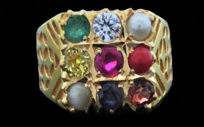 Драгоценные камни в ведической астрологии