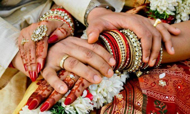 Навамша – D-9. Время вступления в брак.