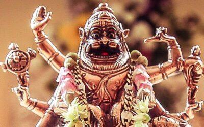Аватараван Нрисимха мантра